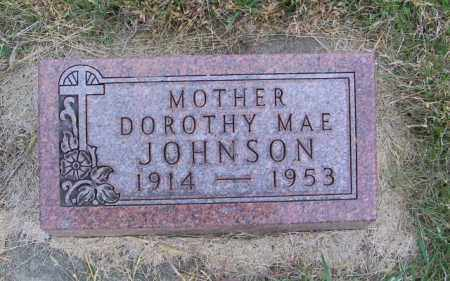 JOHNSON, DOROTHY MAE - Lincoln County, South Dakota | DOROTHY MAE JOHNSON - South Dakota Gravestone Photos