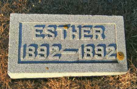 JOHNSON, ESTHER - Lincoln County, South Dakota | ESTHER JOHNSON - South Dakota Gravestone Photos