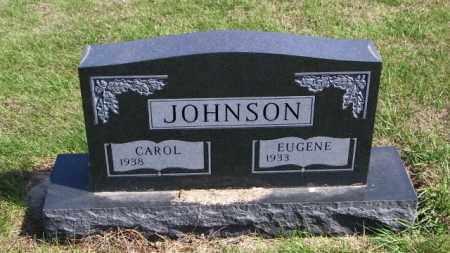 JOHNSON, CAROL - Lincoln County, South Dakota   CAROL JOHNSON - South Dakota Gravestone Photos