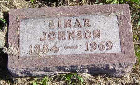 JOHNSON, EINAR - Lincoln County, South Dakota | EINAR JOHNSON - South Dakota Gravestone Photos