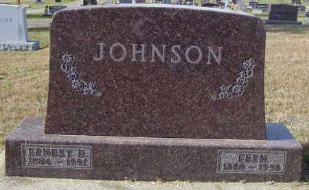 JOHNSON, FERN - Lincoln County, South Dakota | FERN JOHNSON - South Dakota Gravestone Photos