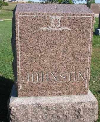 JOHNSON, FAMILY MONUMENT - Lincoln County, South Dakota | FAMILY MONUMENT JOHNSON - South Dakota Gravestone Photos