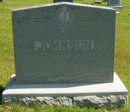 JOHNSON FAMILY MEMORIAL, CLIFFORD - Lincoln County, South Dakota | CLIFFORD JOHNSON FAMILY MEMORIAL - South Dakota Gravestone Photos