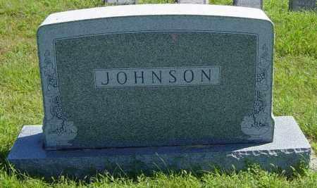JOHNSON FAMILY MEMORIAL, HENRY W - Lincoln County, South Dakota   HENRY W JOHNSON FAMILY MEMORIAL - South Dakota Gravestone Photos