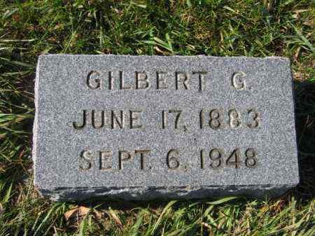 JOHNSON, GILBERT G - Lincoln County, South Dakota | GILBERT G JOHNSON - South Dakota Gravestone Photos