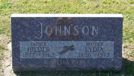 JOHNSON, HILDER - Lincoln County, South Dakota | HILDER JOHNSON - South Dakota Gravestone Photos