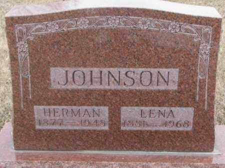 JOHNSON, HERMAN - Lincoln County, South Dakota | HERMAN JOHNSON - South Dakota Gravestone Photos