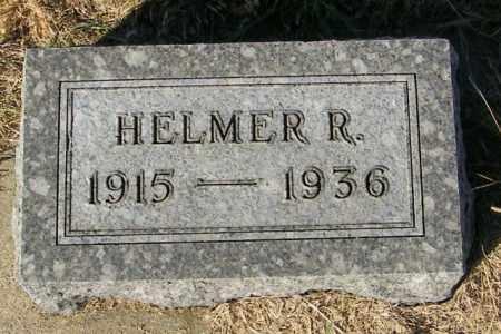 JOHNSON, HELMER R. - Lincoln County, South Dakota | HELMER R. JOHNSON - South Dakota Gravestone Photos