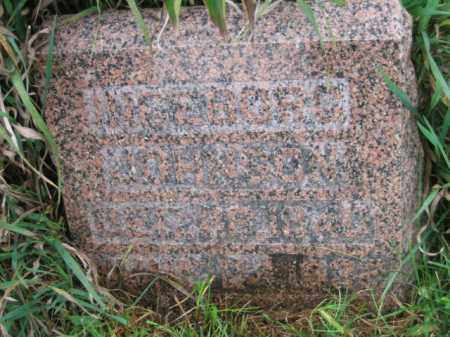 JOHNSON, INGEBORG - Lincoln County, South Dakota | INGEBORG JOHNSON - South Dakota Gravestone Photos