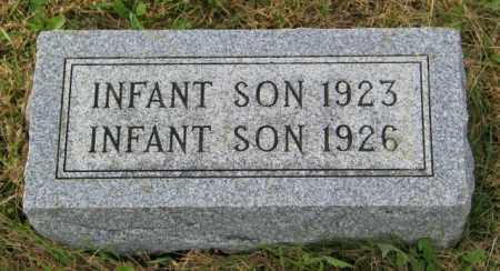 JOHNSON, INFANT SON - Lincoln County, South Dakota | INFANT SON JOHNSON - South Dakota Gravestone Photos