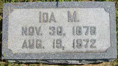 JOHNSON, IDA M - Lincoln County, South Dakota | IDA M JOHNSON - South Dakota Gravestone Photos