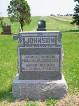 JOHNSON, KAREN - Lincoln County, South Dakota | KAREN JOHNSON - South Dakota Gravestone Photos