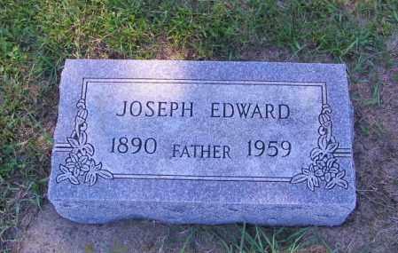 JOHNSON, JOSEPH EDWARD - Lincoln County, South Dakota | JOSEPH EDWARD JOHNSON - South Dakota Gravestone Photos