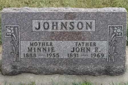 JOHNSON, JOHN R - Lincoln County, South Dakota   JOHN R JOHNSON - South Dakota Gravestone Photos