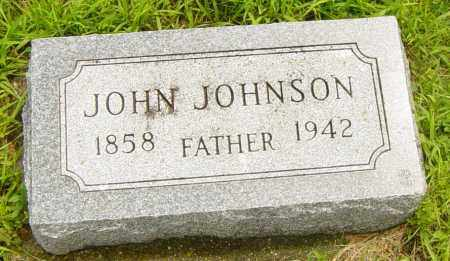 JOHNSON, JOHN - Lincoln County, South Dakota | JOHN JOHNSON - South Dakota Gravestone Photos