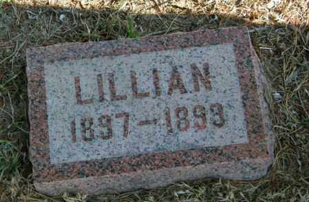 JOHNSON, LILLIAN - Lincoln County, South Dakota | LILLIAN JOHNSON - South Dakota Gravestone Photos