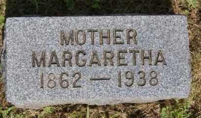 JOHNSON, MARGARETHA - Lincoln County, South Dakota | MARGARETHA JOHNSON - South Dakota Gravestone Photos