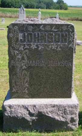 JOHNSON, MARIE - Lincoln County, South Dakota | MARIE JOHNSON - South Dakota Gravestone Photos