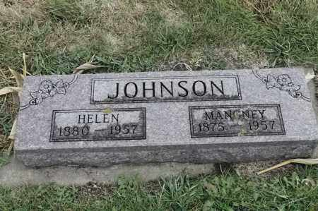 JOHNSON, HELEN - Lincoln County, South Dakota | HELEN JOHNSON - South Dakota Gravestone Photos