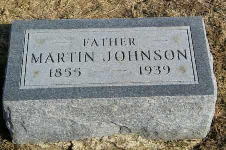 JOHNSON, MARTIN - Lincoln County, South Dakota | MARTIN JOHNSON - South Dakota Gravestone Photos