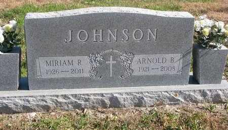 JOHNSON, MIRIAM ROSE - Lincoln County, South Dakota | MIRIAM ROSE JOHNSON - South Dakota Gravestone Photos