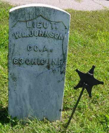 JOHNSON MILITARY, LIEUT WM - Lincoln County, South Dakota | LIEUT WM JOHNSON MILITARY - South Dakota Gravestone Photos
