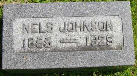 JOHNSON, NELS - Lincoln County, South Dakota   NELS JOHNSON - South Dakota Gravestone Photos