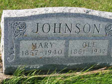 JOHNSON, OLE - Lincoln County, South Dakota | OLE JOHNSON - South Dakota Gravestone Photos