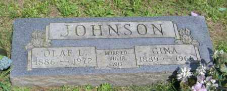 JOHNSON, GINA - Lincoln County, South Dakota | GINA JOHNSON - South Dakota Gravestone Photos