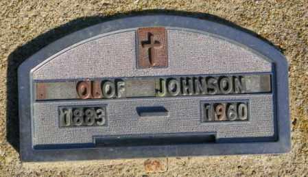 JOHNSON, OLOF - Lincoln County, South Dakota   OLOF JOHNSON - South Dakota Gravestone Photos
