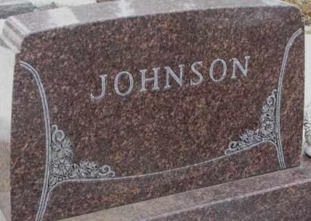 JOHNSON, PLOT - Lincoln County, South Dakota | PLOT JOHNSON - South Dakota Gravestone Photos