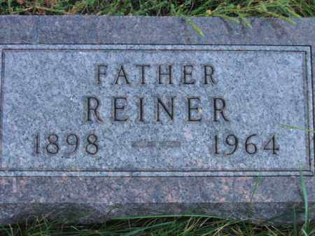JOHNSON, REINER JR. - Lincoln County, South Dakota | REINER JR. JOHNSON - South Dakota Gravestone Photos