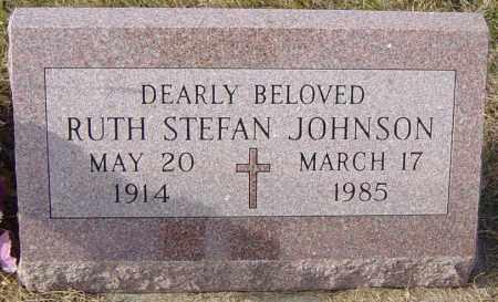 JOHNSON, RUTH - Lincoln County, South Dakota | RUTH JOHNSON - South Dakota Gravestone Photos