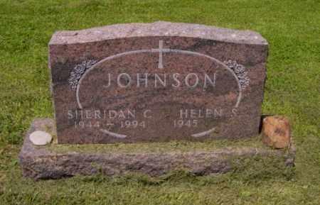 JOHNSON, SHERIDAN C - Lincoln County, South Dakota | SHERIDAN C JOHNSON - South Dakota Gravestone Photos