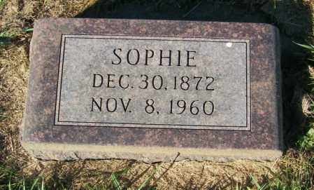 JOHNSON, SOPHIE - Lincoln County, South Dakota | SOPHIE JOHNSON - South Dakota Gravestone Photos