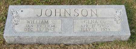 JOHNSON, GENA O - Lincoln County, South Dakota   GENA O JOHNSON - South Dakota Gravestone Photos
