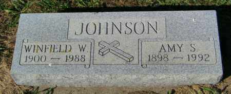 JOHNSON, AMY S. - Lincoln County, South Dakota | AMY S. JOHNSON - South Dakota Gravestone Photos