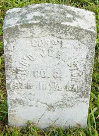 JOHNSTON MILITARY, RICHARD - Lincoln County, South Dakota | RICHARD JOHNSTON MILITARY - South Dakota Gravestone Photos