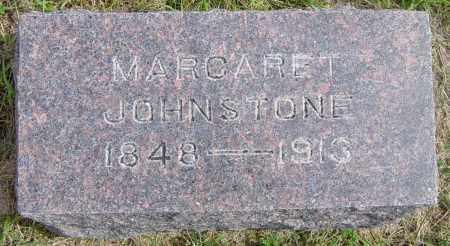 JOHNSTONE, MARGARET - Lincoln County, South Dakota | MARGARET JOHNSTONE - South Dakota Gravestone Photos