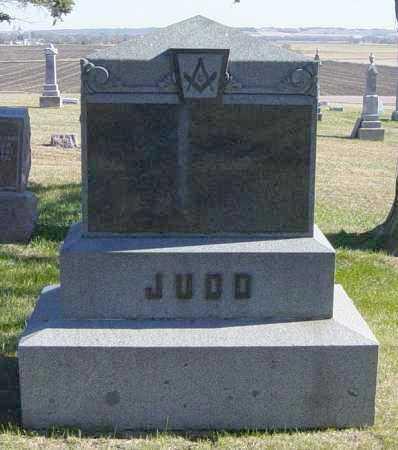 JUDD FAMILY MEMORIAL, CHARLES F - Lincoln County, South Dakota | CHARLES F JUDD FAMILY MEMORIAL - South Dakota Gravestone Photos