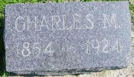 KAUCHER, CHARLES M - Lincoln County, South Dakota | CHARLES M KAUCHER - South Dakota Gravestone Photos
