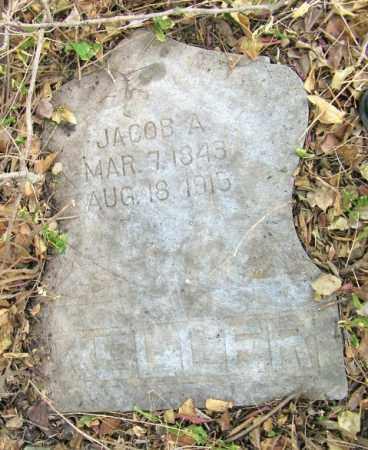 KELLER, JACOB A. - Lincoln County, South Dakota | JACOB A. KELLER - South Dakota Gravestone Photos