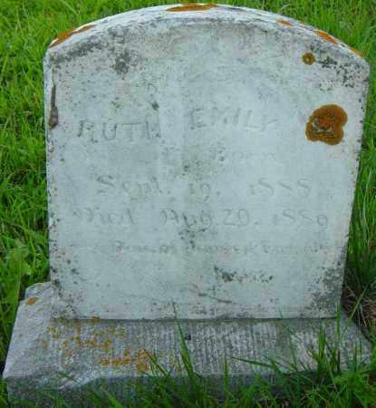 KELLER, RUTH EMILY - Lincoln County, South Dakota | RUTH EMILY KELLER - South Dakota Gravestone Photos