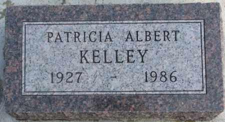 KELLEY, PATRICIA - Lincoln County, South Dakota   PATRICIA KELLEY - South Dakota Gravestone Photos
