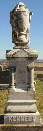 KENNEDY, EVA R - Lincoln County, South Dakota | EVA R KENNEDY - South Dakota Gravestone Photos
