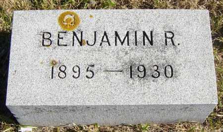 KENNEDY, BENJAMIN R - Lincoln County, South Dakota | BENJAMIN R KENNEDY - South Dakota Gravestone Photos