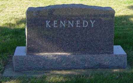 KENNEDY FAMILY MEMORIAL, VERNE CORNELIUS - Lincoln County, South Dakota | VERNE CORNELIUS KENNEDY FAMILY MEMORIAL - South Dakota Gravestone Photos