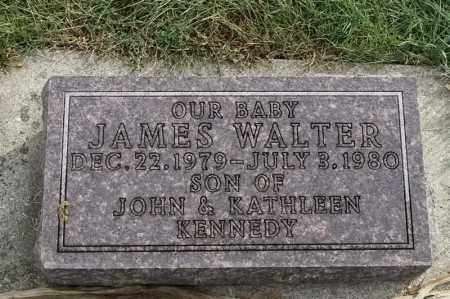 KENNEDY, JAMES WALTER - Lincoln County, South Dakota   JAMES WALTER KENNEDY - South Dakota Gravestone Photos