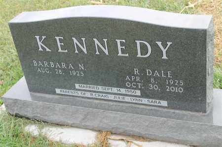 KENNEDY, R DALE - Lincoln County, South Dakota | R DALE KENNEDY - South Dakota Gravestone Photos