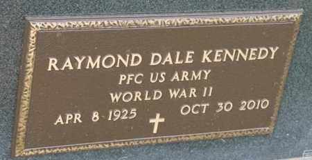 KENNEDY, RAYMOND DALE - Lincoln County, South Dakota | RAYMOND DALE KENNEDY - South Dakota Gravestone Photos